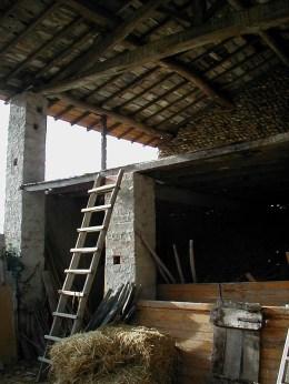 South Barn Interior