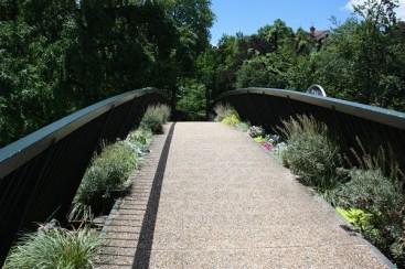 Floral Footbridge S