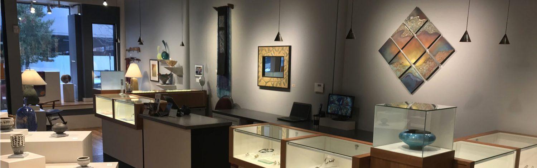Ariel Gallery interior