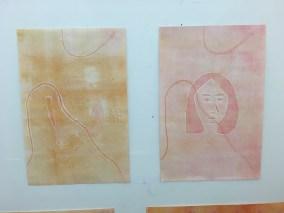 Miranda's Pressure Prints