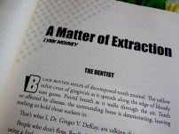 A Matter of Extraction by Lynn Mohney