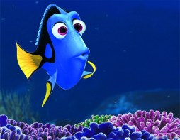 Dory, best known for her battles with short-term memory, was the foil to Marlin's impenetrable depression. It is Dory's happy-go-lucky nature (sometimes portrayed as being a defense mechanism in and of itself) that bolsters Marlin enough to complete his journey, even at his blackest moment.