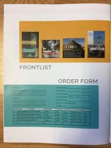 Catalogue: Order Form