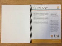TIP Sheets: Company Info
