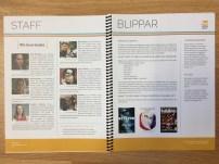 TIP Sheets: Staff & Blippar Info