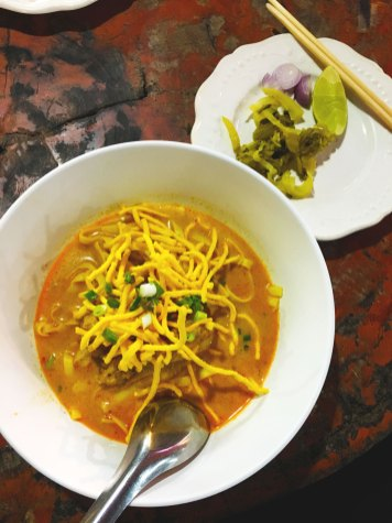 Khao Soi – heaven in your mouth