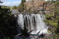 Big Horns Falls, YaHa Tinda (upper hike)