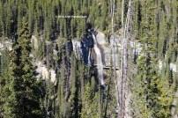 Bridal Veil Falls, Alberta
