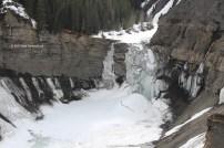 Frozen Ram Falls