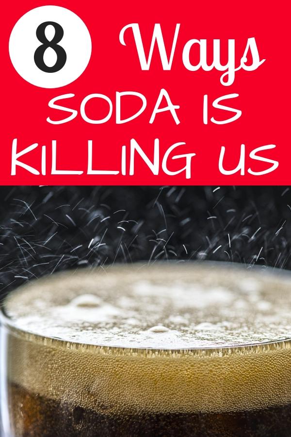 Dangers of Drinking Soda