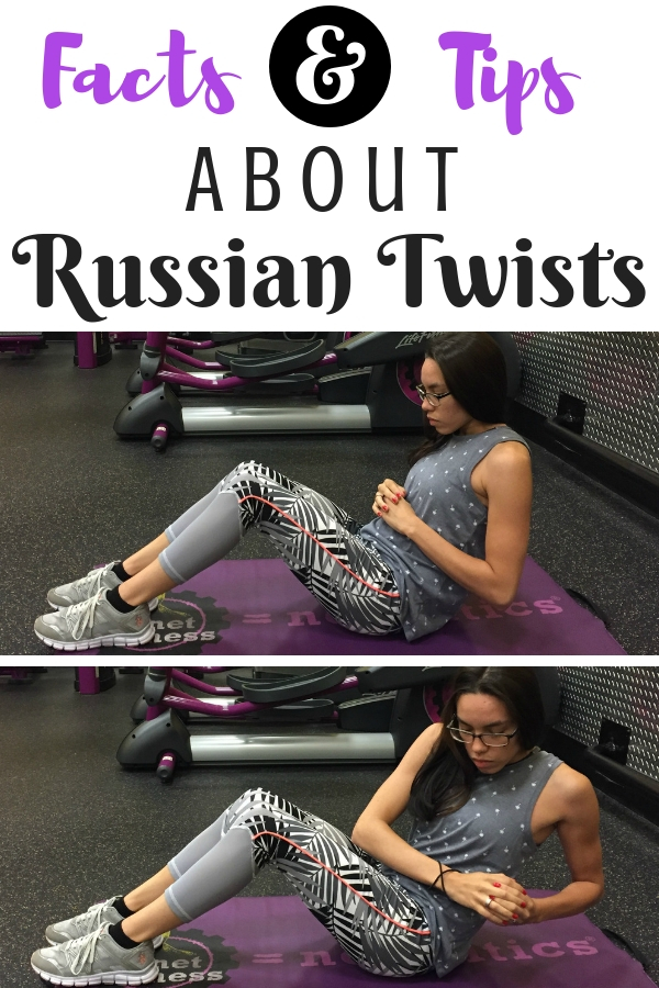 All about russian twist pinterest pin