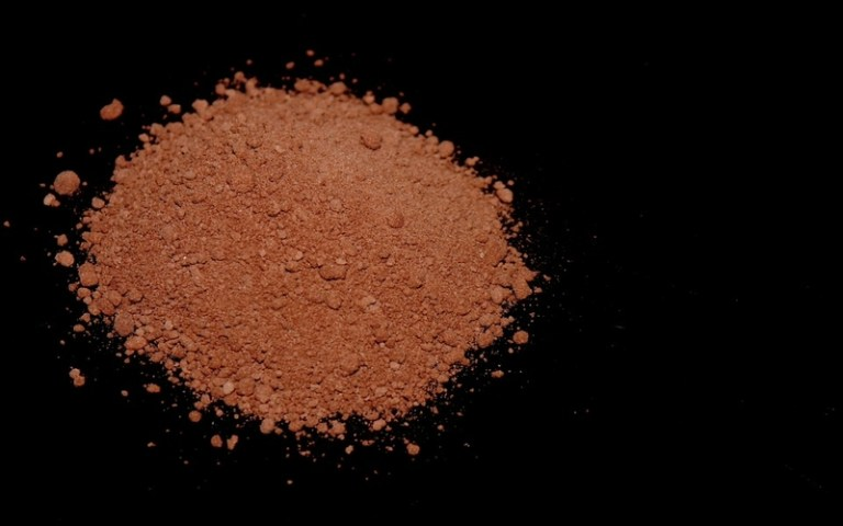 Picture of cocoa powder