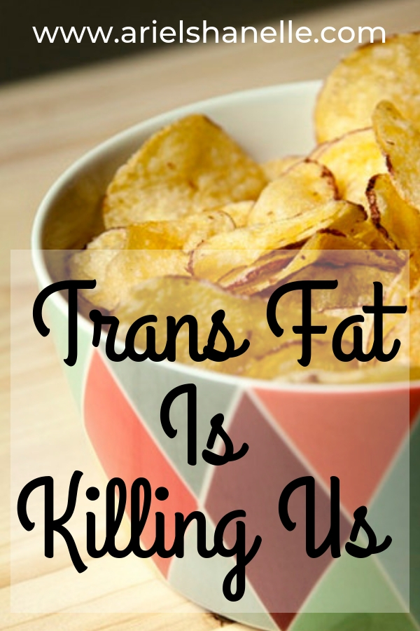 Dangerous side effects of trans fats