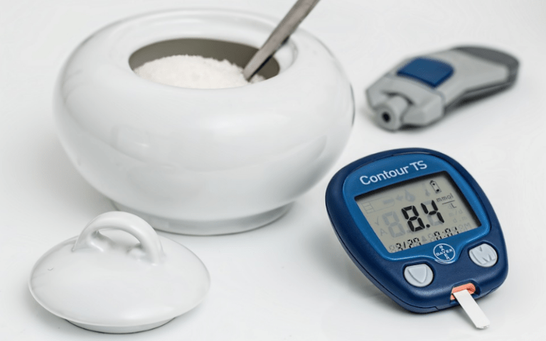 Excess sugar in the blood stream can cause insulin resistance which ultimately leads to diabetes.