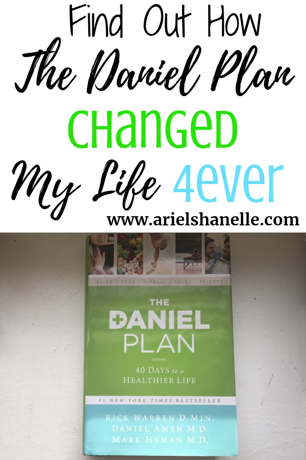 The Daniel Plan changed my life forever. It taught me how to eat healthy, make exercise fun, and produce everlasting friendships and relationships. Eating healthy isn't hard when you have the right people teaching you!