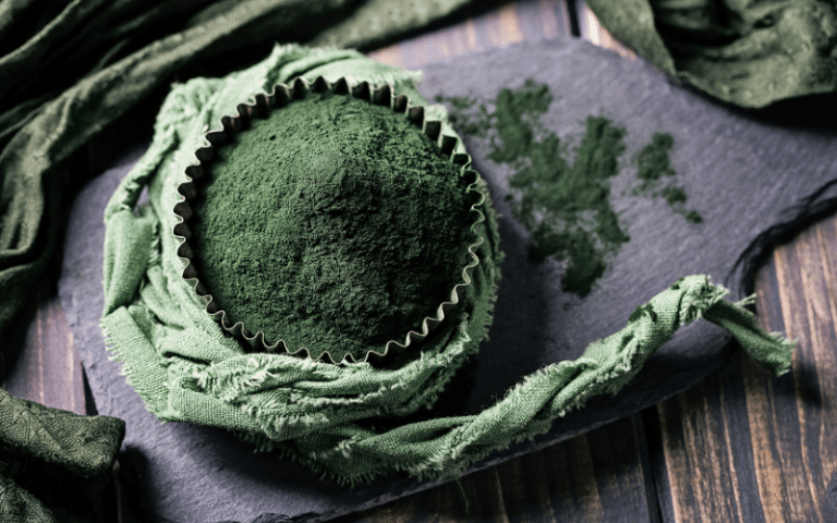 List of vegan protein - Spirulina