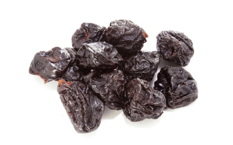 prunes are an iron rich fruit
