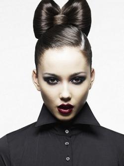 Hair Trend Bow Tie Hair Arielsimone