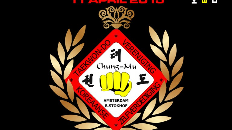 11 april – Chungmu Taekwondo 40 jaar