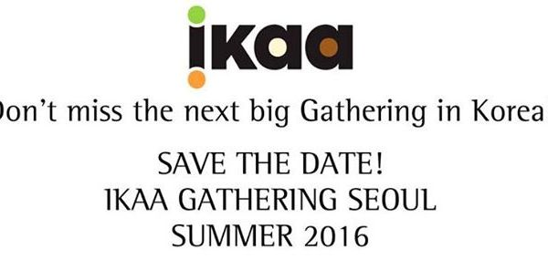 Save the date – IKAA Gathering 2016 – Seoul