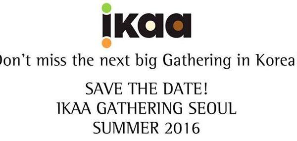 Save the date – IKAA Gathering 2016 – Seoul