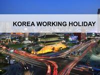 Korea Working Holiday Program Folder