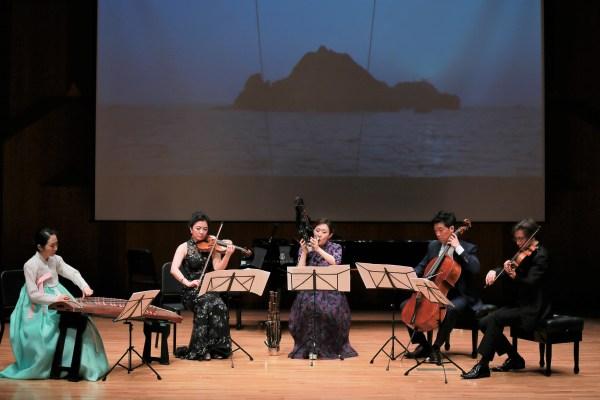 Uitnodiging 10 juli La Mer et L'Ile concert