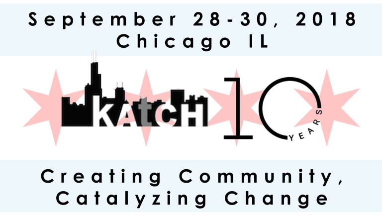 [Save the date] KAtCH 10 Year Anniversary & IKAA Annual Convention in Chicago 28-30 september 2018