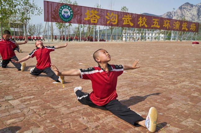 Ruben Terlou - Door het hart van China - 2