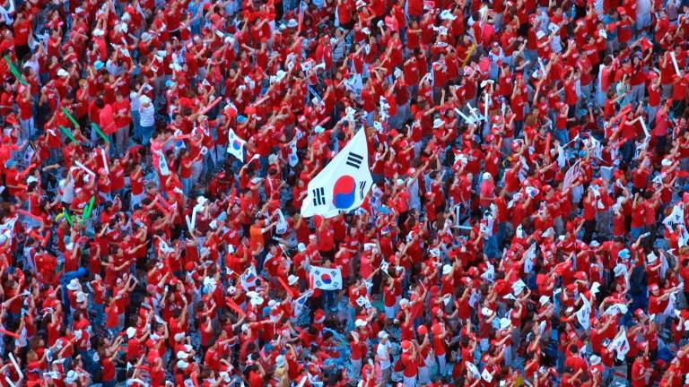 Voetbalwedstrijd Koreaanse gemeenschap – 9 november