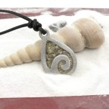 Beach Jewelry Sand Necklace
