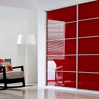 Aries Closet Door , Red CSD 12 (Acrylic). - Aries Interior ...