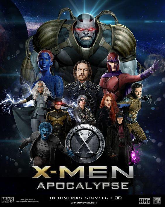 X-Men: Apocalypse (2016) Subtitle Indonesia - KopiFlick