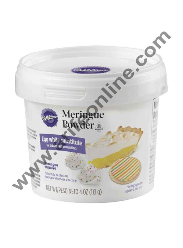 Wilton Meringue Powder – 4 OZ (113gm) 1