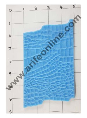 Cake Decor Silicon Wall Pattern Impression Onlays Fondant Clay Marzipan Cake Decoration Mould