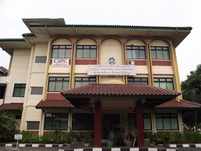 Pengalaman Test TOEFL dan TOAFL UIN Jakarta
