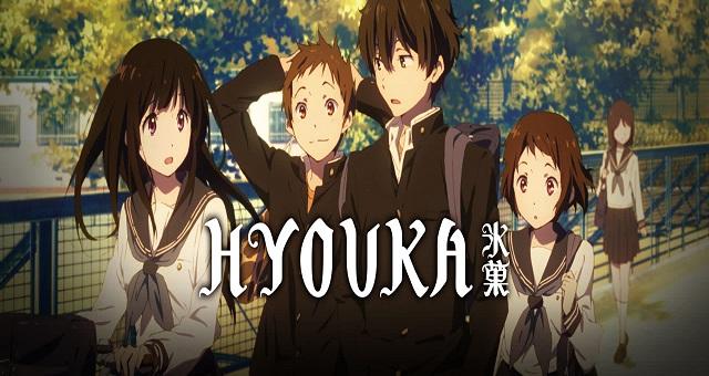 Hyouka Funimation