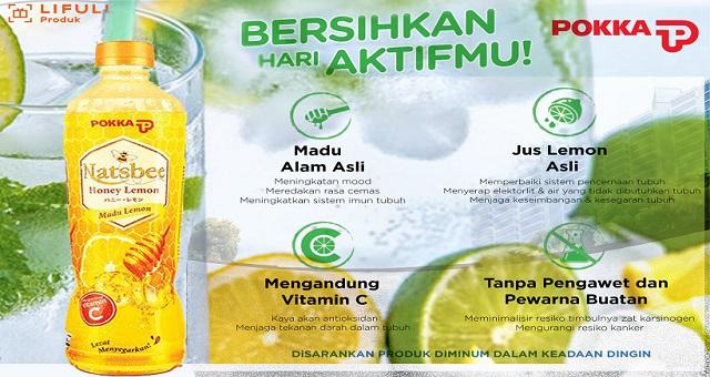 Kurangi Racun Dalam Tubuhmu Akibat Stress, Polusi, dan Gaya Hidupmu Dengan Natsbee Honey Lemon
