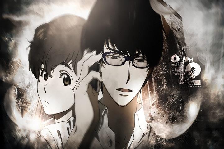 review anime zankyou no terror. review anime terror in resonance. ulasan film zankyou no terror. rekomendasi anime zankyou no terror.