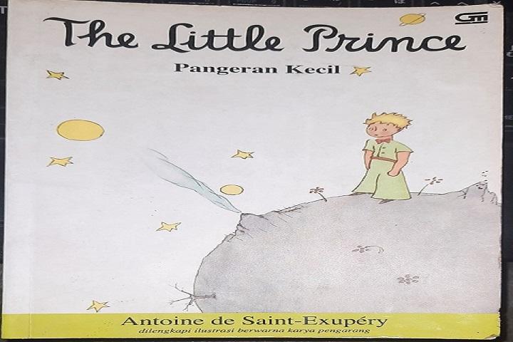 Resensi buku the little prince karya Antoine de Saint-Exupery. Review buku pangeran kecil. Download pdf the little prince indonesia. Baca buku the little prince gratis.