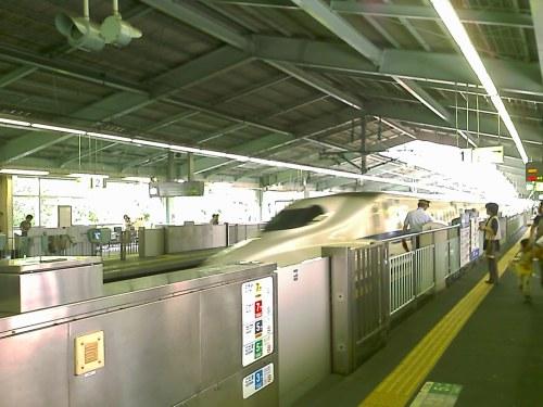 Shinkansen seri Nozomi