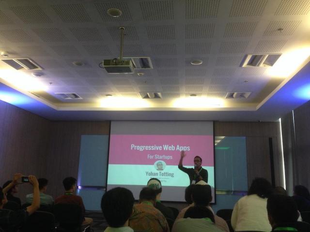 Yohan Totting, Google Developer Expert