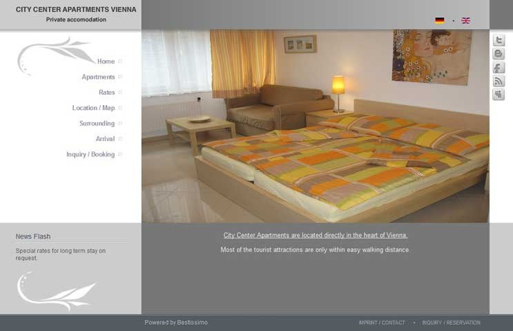 Joomla-Multilingual-Apartment-Site