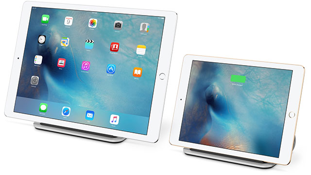 【新製品ニュース】「Logi BASE Smart Connector付き充電スタンドiPad Pro用」Apple Storeで販売開始 - iをありがとう