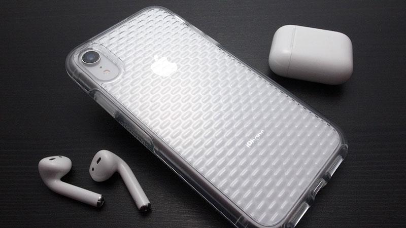 【レビュー】iPhone XR用クリアケース OtterBox Vue Seriesケース - iをありがとう