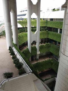 Analisis Bangunan Kantor Dengan Konsep Green Building di