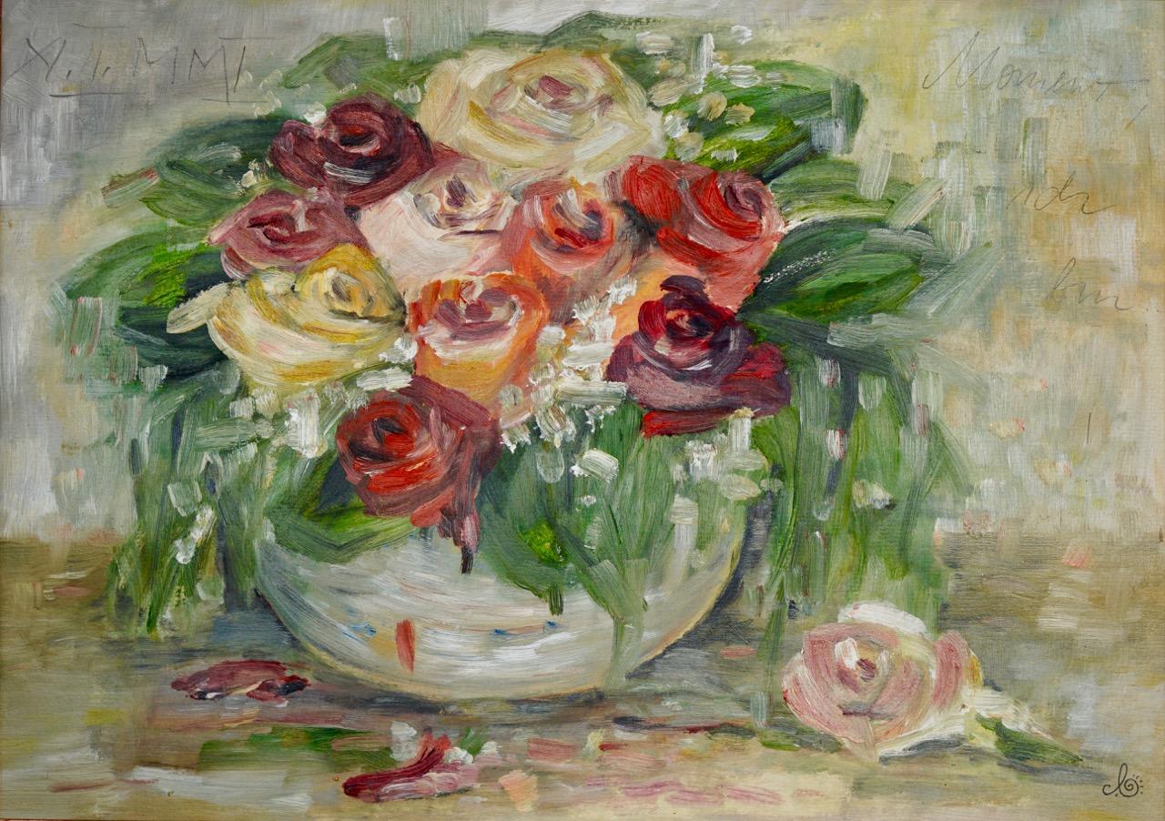 Rosenstrauss – Arijana, verkauft