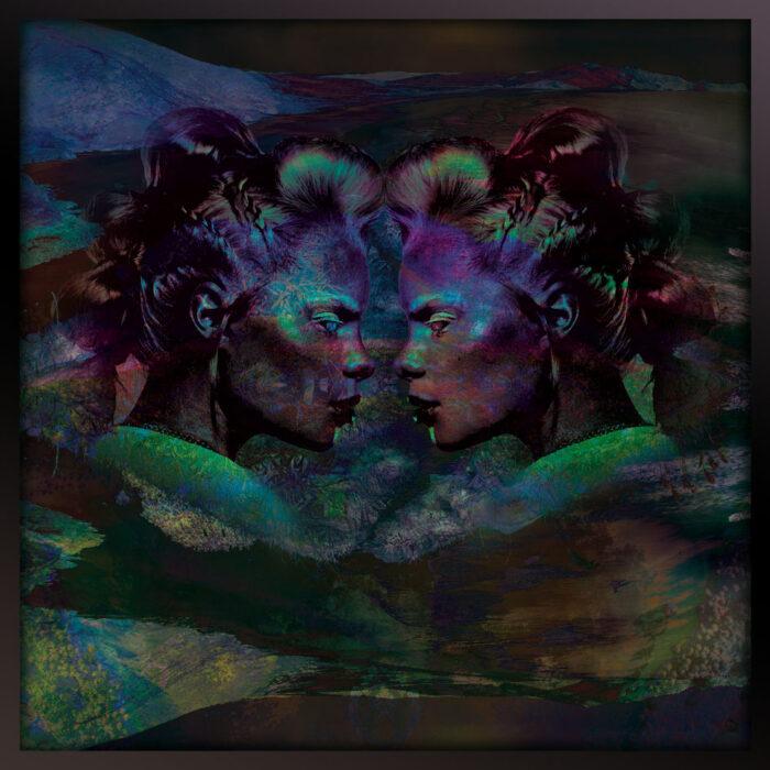 Nordische Göttin Freya - Digital-Art - Digital-Art