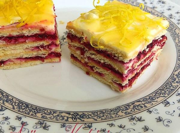 Kolač sa malinama- jednostavno do ukusnog kolača