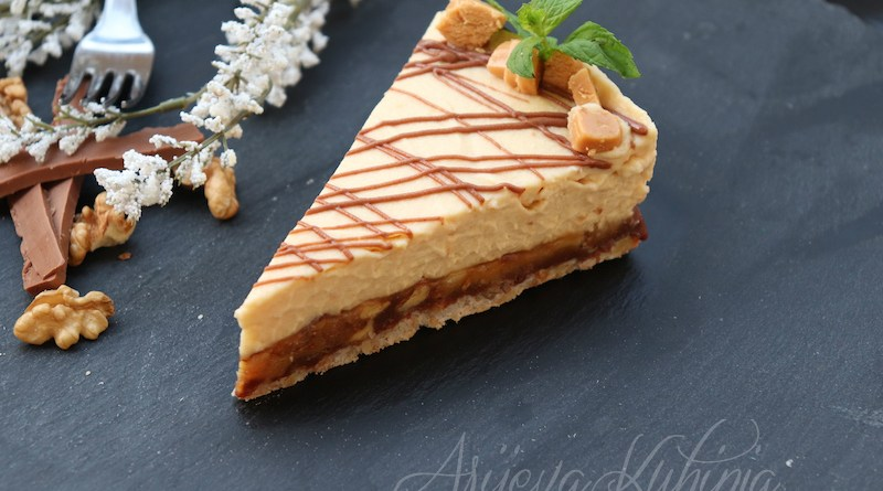 Karamel torta sa orasima